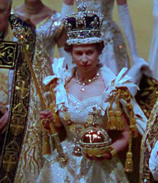 Toye, Coronation, Queen Elizabeth II