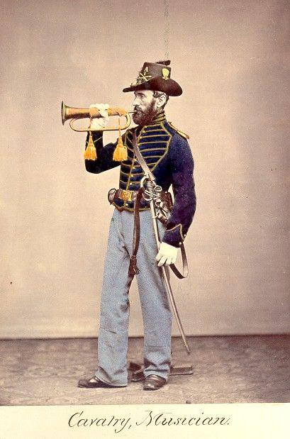 American Civil War, Toye