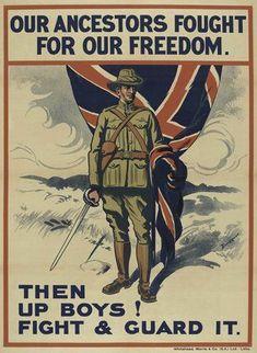Toye, Great War, World War One